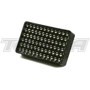 TEGIWA FIA/MSA LED RAIN LIGHT RED RACING FOG