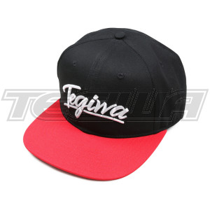 Tegiwa Snapback Hat Cap Black