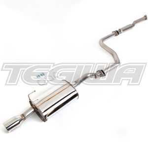 Revel Medallion Touring-S Exhaust System Honda Civic EK Coupe 96-00