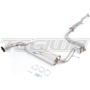 Revel Medallion Touring-S Exhaust System Honda Civic CRX EF 88-91