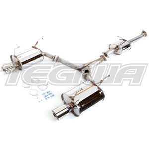 Revel Medallion Touring-S Exhaust System Honda S2000 AP1 00-05