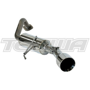 Revel Medallion Touring-S Exhaust System Honda Jazz 09-14