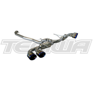 Revel Medallion Touring-S Exhaust System Nissan GT-R 09-13