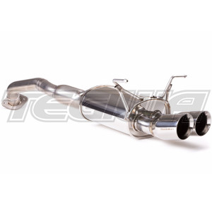 Revel Medallion Touring-S Exhaust System Honda Jazz 15