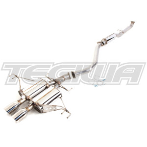 Revel Medallion Touring-S Exhaust System Honda Civic Type R FK8 17-19