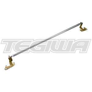 J's Racing Front and Rear Strut Brace - Honda