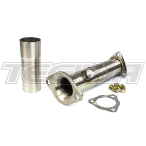 "TEGIWA 2.5"" ADJUSTABLE DECAT PIPE CIVIC CRX INTEGRA"