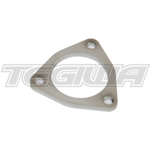 "TEGIWA 2"" 3 BOLT STAINLESS STEEL TRIANGLE EXHAUST FLANGE"