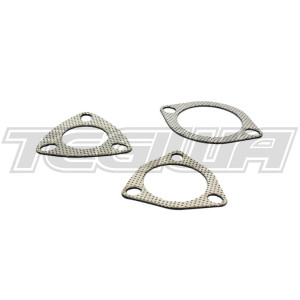 "TEGIWA 2.5"" 3-BOLT TRIANGLE EXHAUST GASKET"