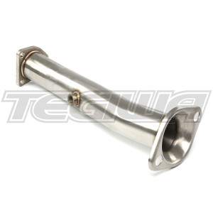 TEGIWA STAINLESS STEEL 70MM DECAT TEST PIPE HONDA S2000