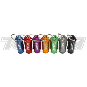 TEGIWA FORGED WHEEL NUT KEY RING