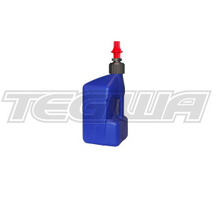 TEGIWA 20 LITRE TUFF JUG - BLUE/RED DRY BREAK CAP