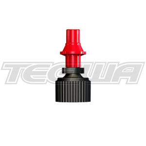 TEGIWA TUFF JUG BLACK CAP WITH RED RIPPER SPOUT