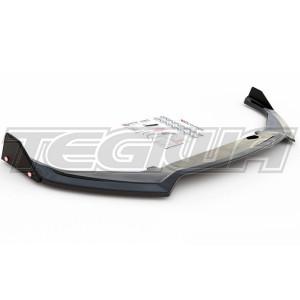 Maxton Design Front Splitter + Flaps V.3 Toyota GR Yaris 20+