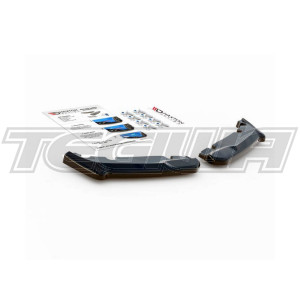 Maxton Design Rear Side Splitters V.1 Toyota GR Yaris 20+