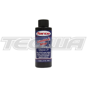 TORCO TYPE F LIMITED SLIP FRICTION MODIFIER