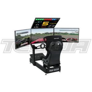 Trak Racer TR8020 Black TR80 80mm x 40mm Aluminium Cockpit