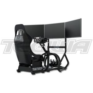Trak Racer RS6 MACH 3 Black Racing Simulator
