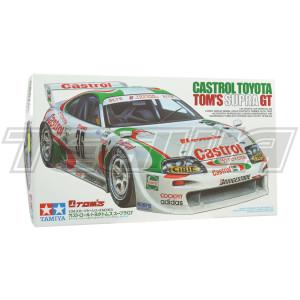 Tamiya 1:24 Scale Toyota Supra JGTC TOM's Racing Car #1281P With Tamiya Glue