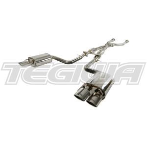 Invidia Q300tl-S Cat-Back Exhaust Lexus RC-F 15+