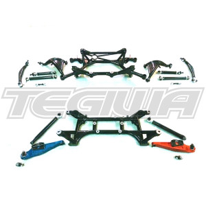 Verkline Complete R4 Suspension kit Mitsubishi Lancer EVO X