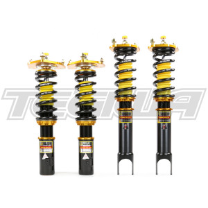YELLOW SPEED RACING DYNAMIC PRO SPORT COILOVERS MITSUBISHI LANCER MIRAGE 92-96