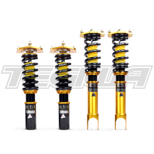 YELLOW SPEED RACING PREMIUM COMPETITION COILOVERS MITSUBISHI EVOLUTION 5