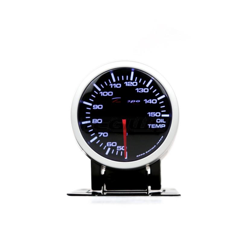 Depo Racing Gauge : Depo racing mm oil temp gauge tegiwa imports