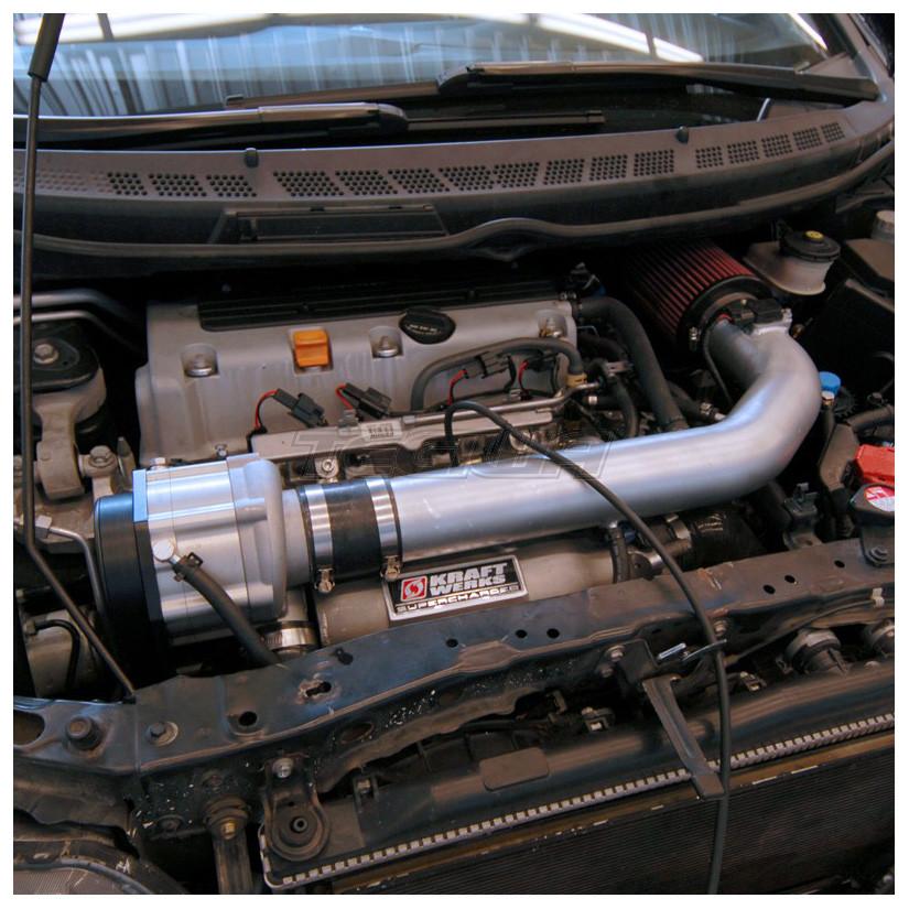 Kmod 06 11 Civic Si Turbo Kit Fg2 Fa5: Honda Civic Type R Fn2 Turbo Kit TDI NORTH HONDA CIVIC