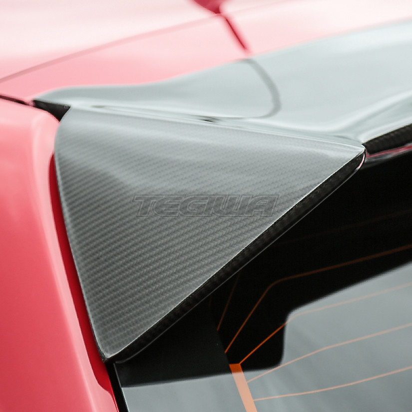 Tegiwa Oem Style Carbon Rear Wing Spoiler Honda Civic Type R Ep3