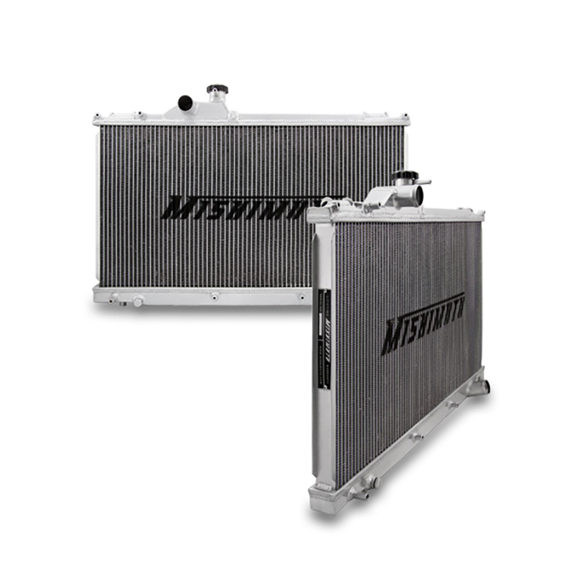 Mishimoto Aluminum Radiator for 01-05 IS300 M//T MMRAD-IS300-01